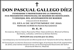 Pascual Gallego Díez